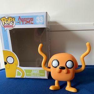 Adventure Time Jake vinyl figure #33 collectible